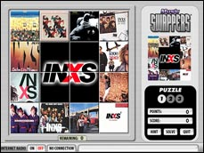INXS Swapper screenshot